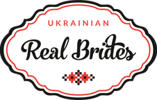 Ukrainian real brides logo